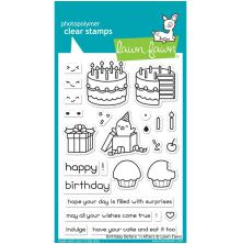 Lawn Fawn Clear Stamps 4X6 -Birthday Before n Afters
