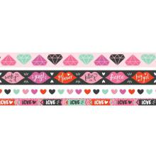 We R Memory Keepers Washi Tape Rolls 4/Pkg - Girly