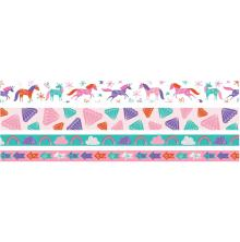 We R Memory Keepers Washi Tape Rolls 4/Pkg - Unicorn