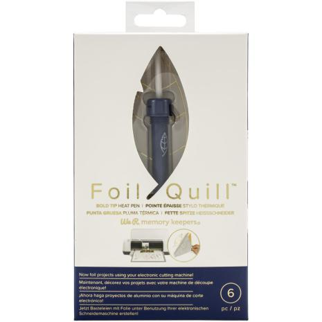 We R Memory Keepers Foil Quill Pen - Bold Tip