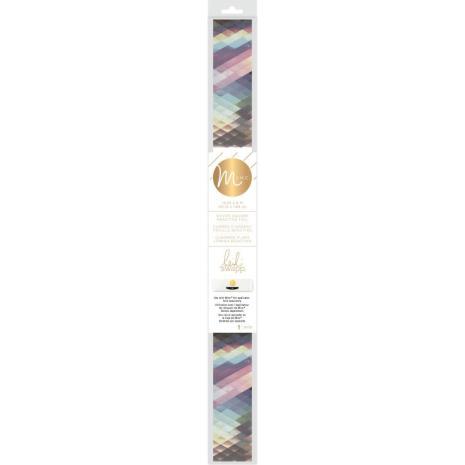 Heidi Swapp Minc Reactive Foil 12.25X6ft - Silver Square