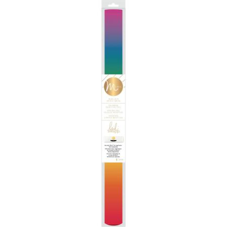 Heidi Swapp Minc Reactive Foil 12.25X6ft - Rainbow