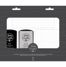 Kelly Creates Ink Pad & Stamp Block Set