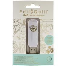 We R Memory Keepers Foil Quill USB Artwork Drive - Amy Tangerine