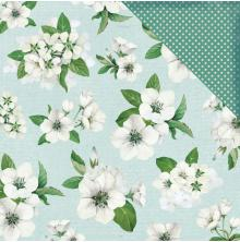 Kaisercraft Morning Dew Double-Sided Cardstock 12X12 - Serene