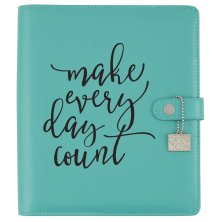 Simple Stories Carpe Diem CLASSIC Planner Decals - Make Every Day CounUTGÅENDEt