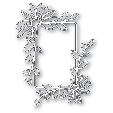 Memory Box Die - Daisy Flower Frame