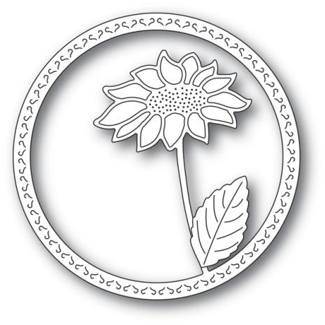 Memory Box Die - Brilliant Sunflower