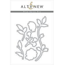 Altenew Die Set - Rose Spray