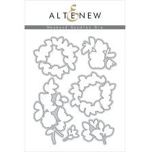 Altenew Die Set - Weekend Doodles