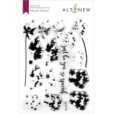 Altenew Clear Stamps 6X8 - Delicate Clusters