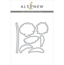 Altenew Die Set - Beloved Daisy