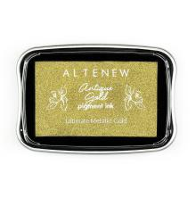 Altenew Pigment Ink Pad - Antique Gold