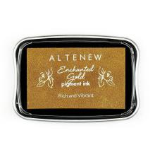 Altenew Pigment Ink Pad - Enchanted Gold
