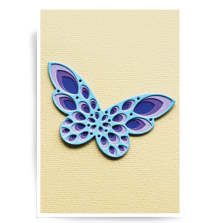 Birch Press Die - Sparkler Butterfly Layer Set