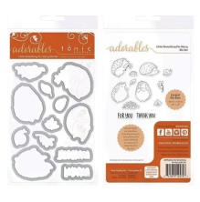 Tonic Studios Adorables Die Set - Little Something For Harry 2575EUS