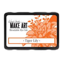 Wendy Vecchi Dye Ink Pads - Tiger Lily