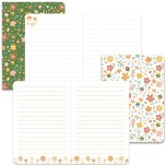 Lawn Fawn Mini Notebooks 3.5X5  2/Pkg - Fall Fling