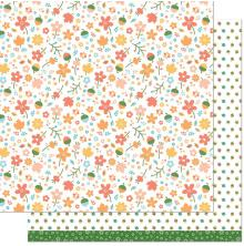 Lawn Fawn Fall Fling Double Sided Paper 12X12 - Chari