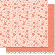 Lawn Fawn Fall Fling Double Sided Paper 12X12 - Renata
