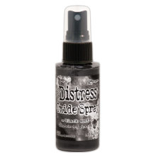 Tim Holtz Distress Oxide Spray 57ml - Black Soot