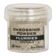 Ranger Embossing Speckle Powder 15g - Flurries