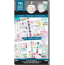 Me & My Big Ideas Happy Planner Sticker Value Pack - Student