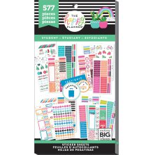 Me & My Big Ideas Happy Planner Sticker Value Pack - Student Seasonal