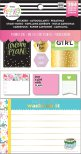 Me & My Big Ideas Happy Planner Multi Accessory Pack - Planner Girl