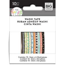 Me & My Big Ideas Happy Planner Skinny Washi Tape - Baby Boy