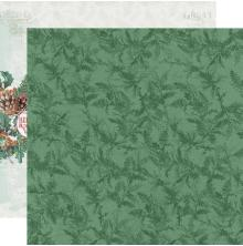 Simple Stories Country Christmas Double-Sided Cardstock 12X12 - Good Cheer