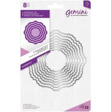 Gemini Elements Metal Die - Scalloped Edge Circle 2