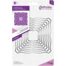 Gemini Elements Metal Die - Scalloped Edge Square 2