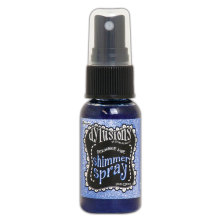 Dylusions Shimmer Spray 29ml - Periwinkle Blue