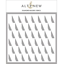 Altenew Stencil 6X6 - Diamond Builder