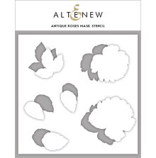 Altenew Stencil 6X6 - Antique Roses