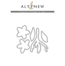 Altenew Die Set - Playful Plumeria