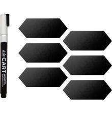 We R Memory Keepers A La Cart Magnetized Chalkboard Labels 8/Pkg