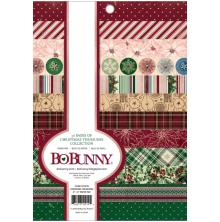 BoBunny Single-Sided Paper Pad 6X8 36/Pkg - Christmas Treasures