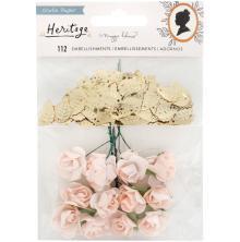 Maggie Holmes Embellishments 112/Pkg - Heritage