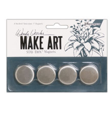 Wendy Vecchi Make Art Stay-tion 4/Pkg - Magnets