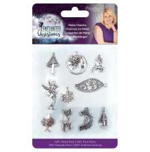 Sara Davies Enchanted Christmas - Metal Charms