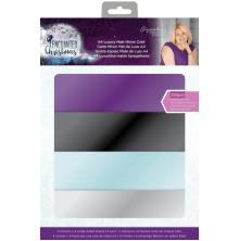 Sara Davies Enchanted Christmas - Luxury Matt Mirror Card