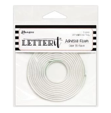 Ranger Letter It Clear Foam Roll Tape