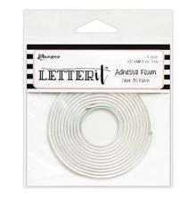 Ranger Letter It Clear Foam Roll Tape