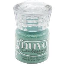 Tonic Studios Nuvo Embossing Powder  - Turquoise Lagoon 616N