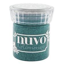 Tonic Studios Nuvo Glimmer Paste –Esmeralda Green 1542N