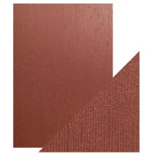 Tonic Studios Craft Perfect Speciality A4 Papers - Crimson Silk 9846E