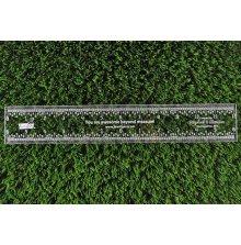Lawn Fawn 12inch Clear Ruler