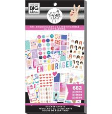 Me & My Big Ideas Happy Planner Sticker Value Pack - Encourager